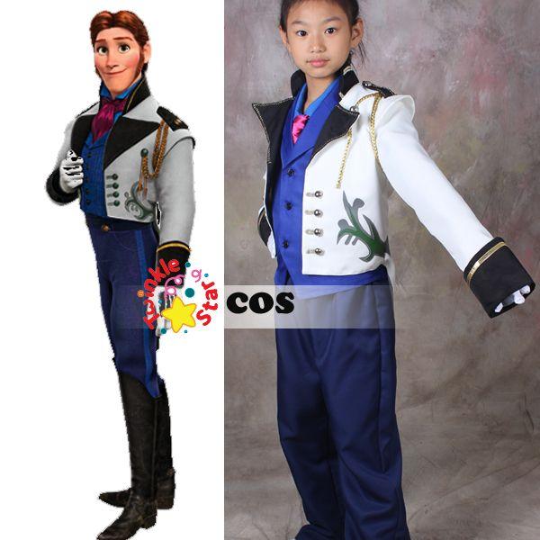 Anna Kristoff Disfraces Para Elsa Niños Hans De Halloween wBFXBq7