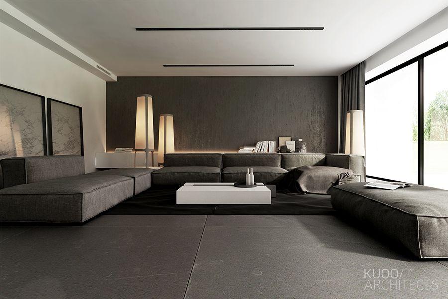 Porszewice // Dom Jednorodzinny // 220 M2 | Kuoo Architects