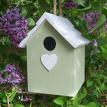 #birdhouse #madeinbritain