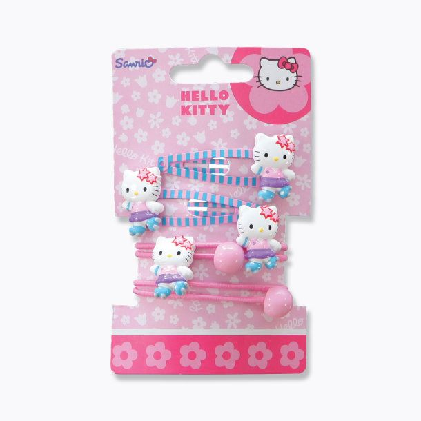 ALDI Danmark - Hello Kitty hår-accessories