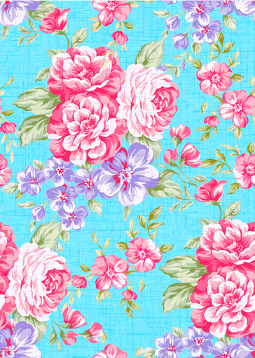 Girly Wallpaper Floral Wallpaper Phone Blue Floral Wallpaper Floral Wallpaper