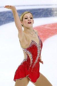 Gracie Gold - skating dress inspiration