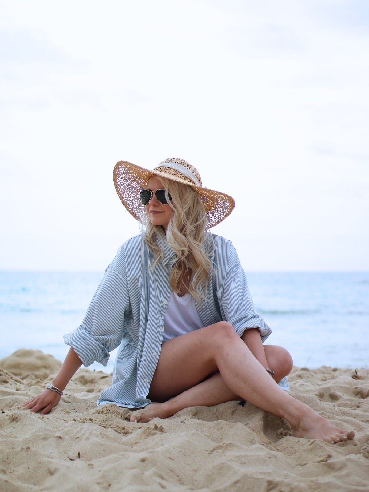 beach photoshoot Aandreaclare