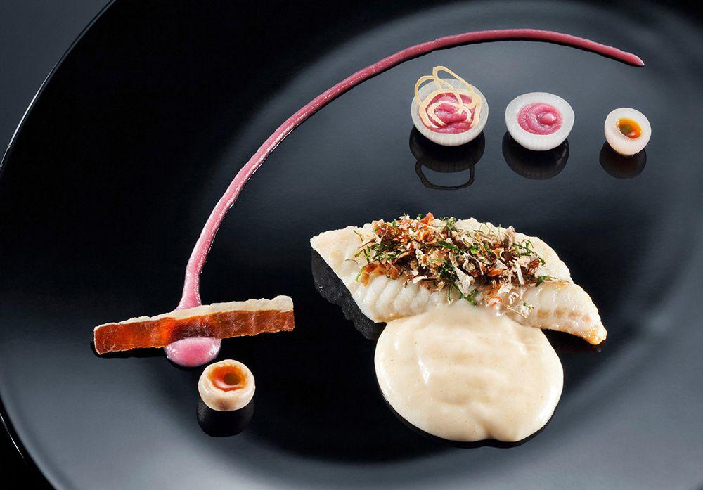 Sven Elverfeld Breton Sole Aqua Restaurant Porte Decorate Idee Alimentari Cibo