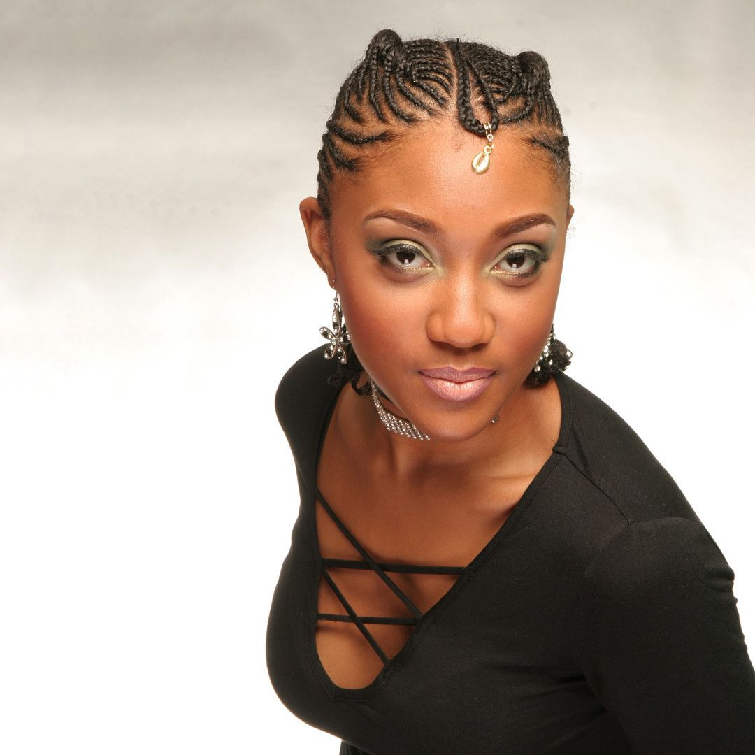 cornrow natural hairstyle by lashawn black urban natural