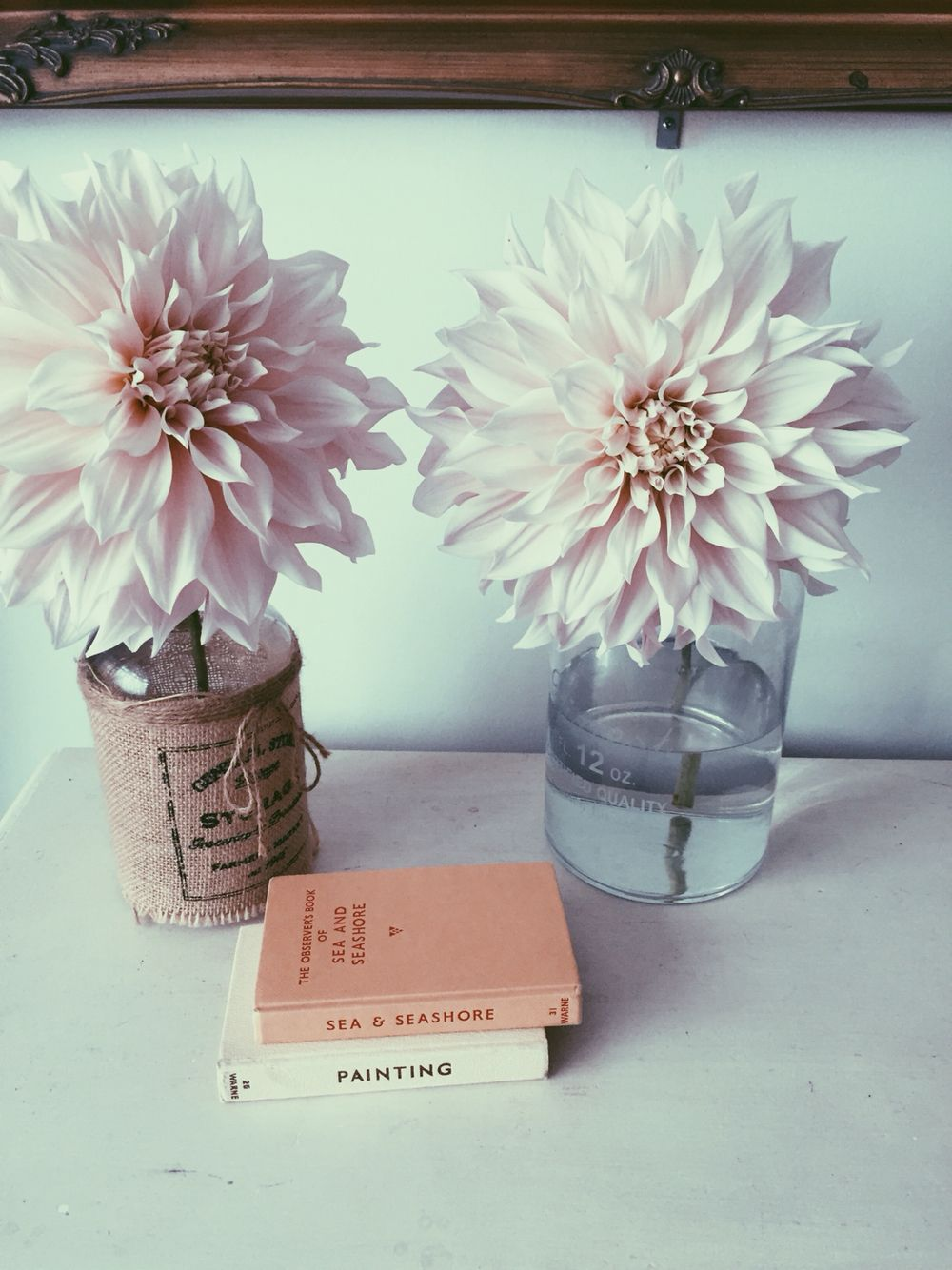 #cafeaulait #flowerpower