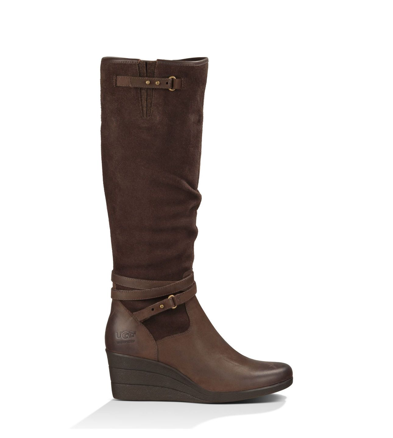 abb2a3c8d938 Free Shipping   Free Returns for the Authentic UGG® Women s Lesley Boot.  Browse this