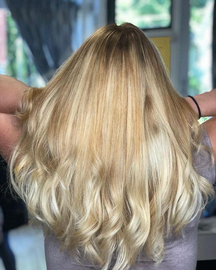 Vanilla Chai Ist Die Fabelhafteste Blonde Haarfarbe Die Sie