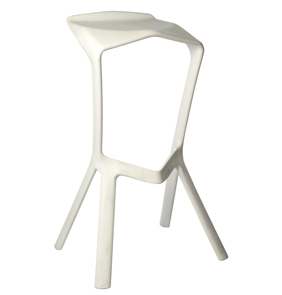 Cool replica konstantin grcic miura stool by konstantin for Hay about a stool replica