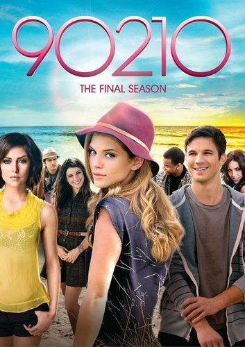 90210 Cw Poster Season 5 2012 Dvd Episode Online