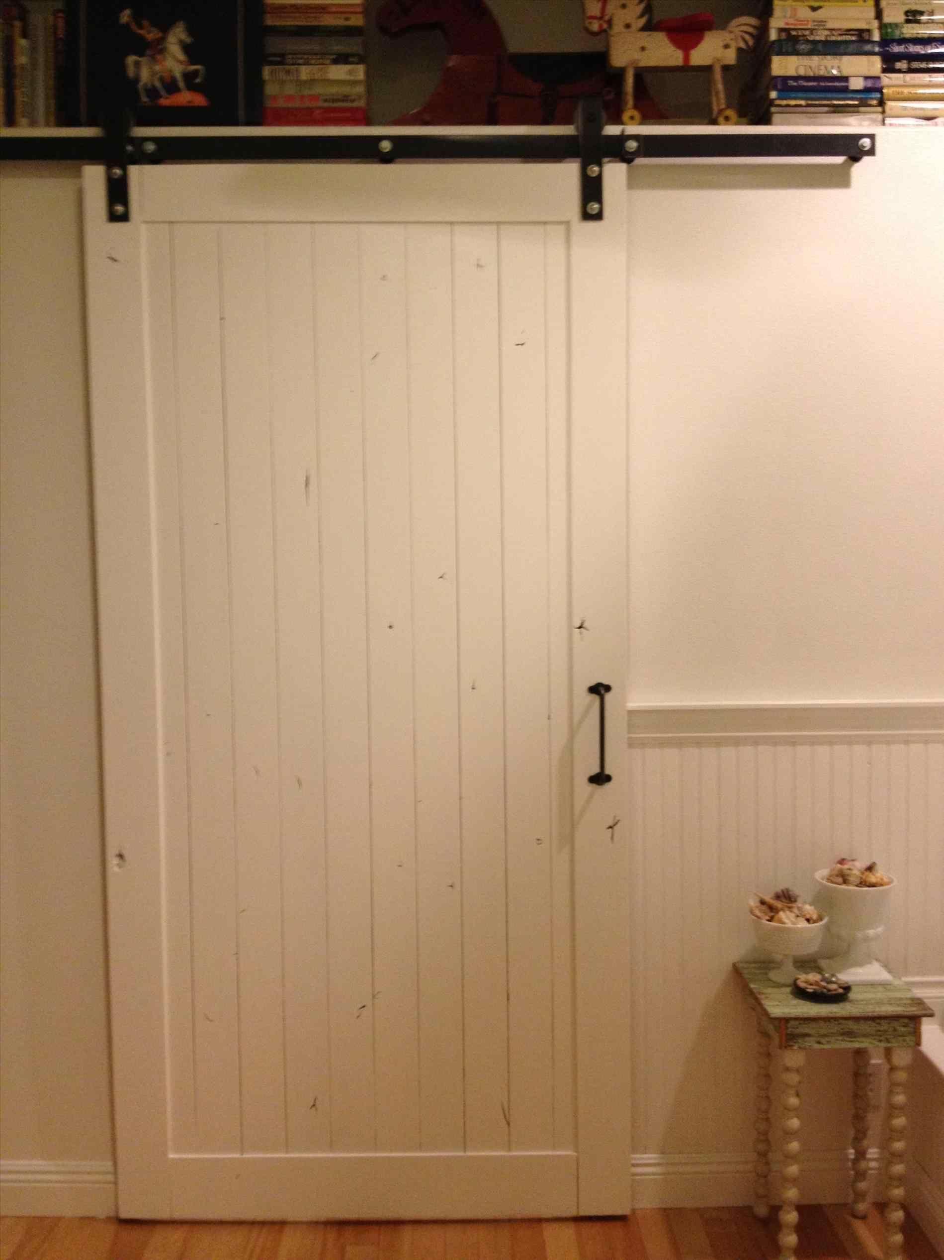 Door Handles Track Hollow Core Mdf Bypass Sliding Closet Doors
