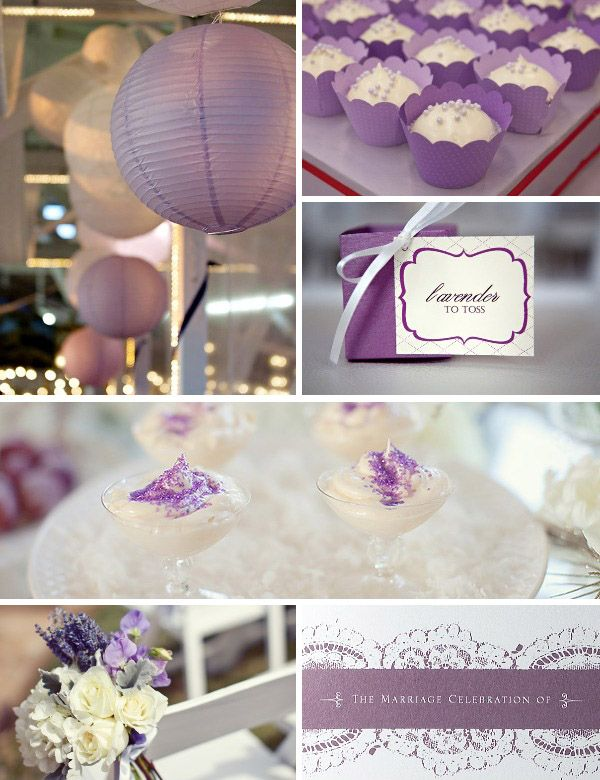 I Want My Guests To Toss Lavender Instead Of Rice My Wedding