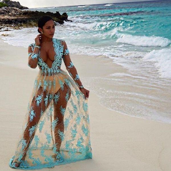 Cover up maxi dresses