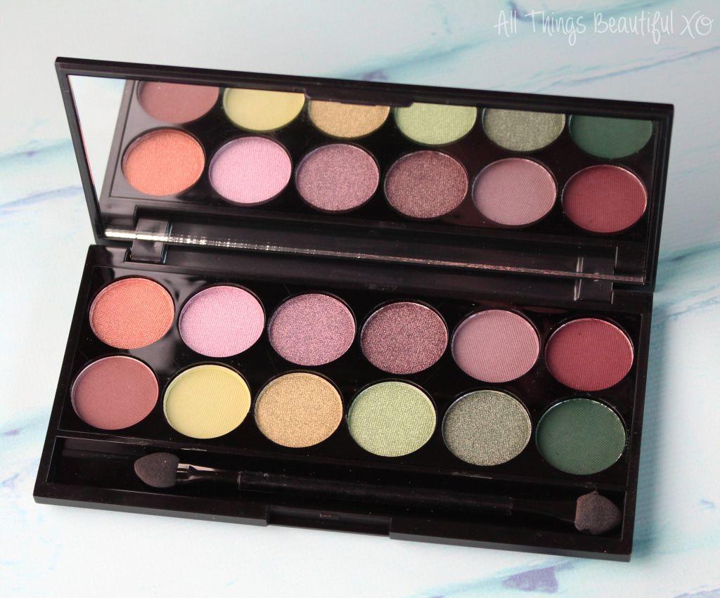 My New Spring & Summer Ready Eyeshadow Palette Picks