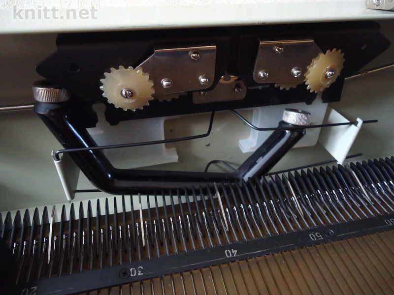 Вязальная машина инструкция по эксплуатации