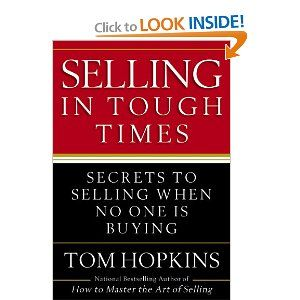 """Given our current economic challenges this book is particularly relevant and has some """"on-point"""" guidance which professional sales individuals will greatly appreciate.  You need to read this book!"""