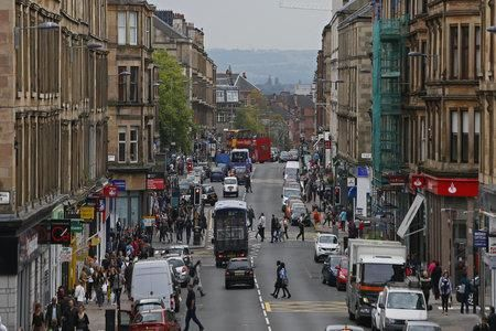 Byres Road To Have First Ever Christmas Lights Switch On Glasgow Street View Hometown