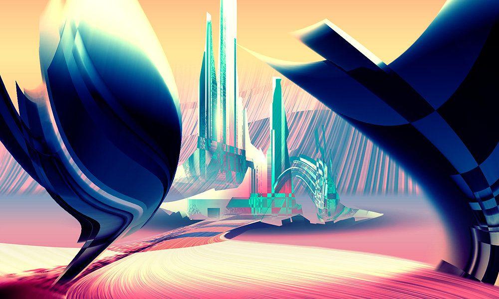 Future city, Veronique Meignaud on ArtStation at https://www.artstation.com/artwork/future-city-412f6b35-6cf8-49d1-bf12-9f8cc3e63e84