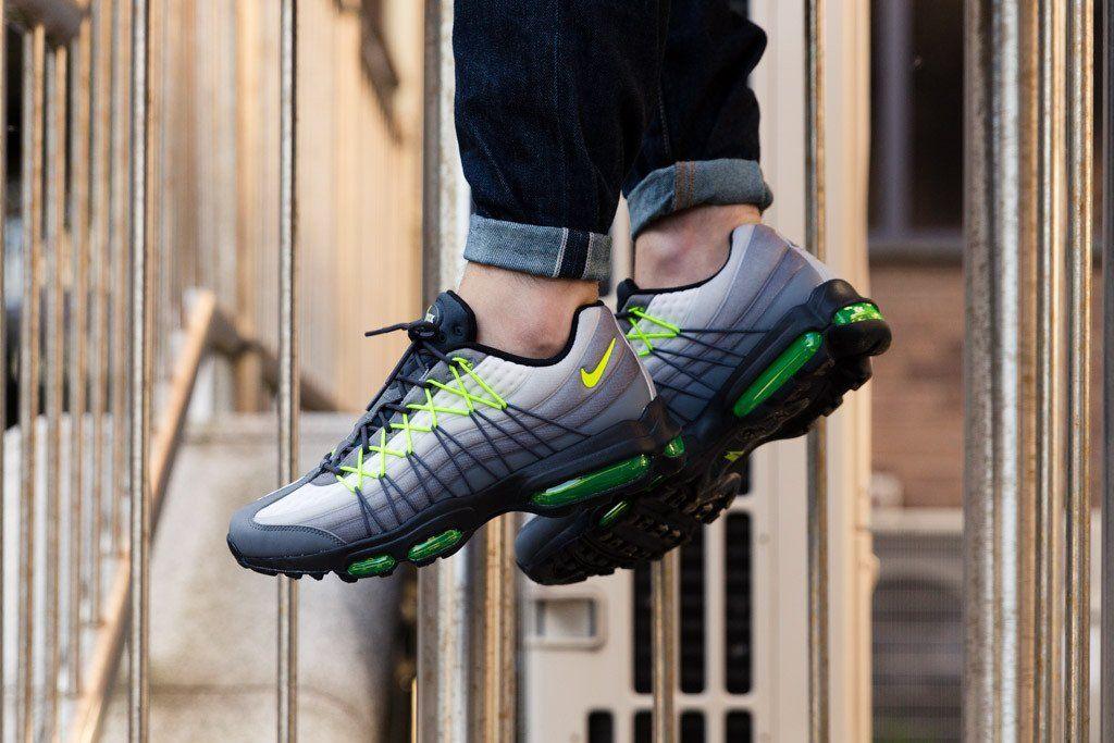 8ffb9b907965 Nike Air Max 95 Ultra SE 845033-007 - soleheaven digital - 2 ...