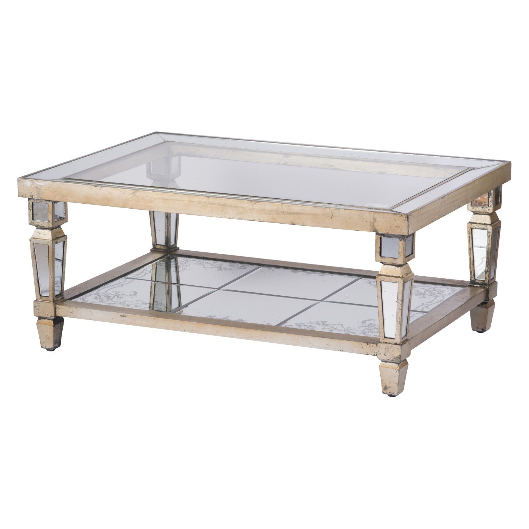 A And B Home Silas Coffee Table  43619