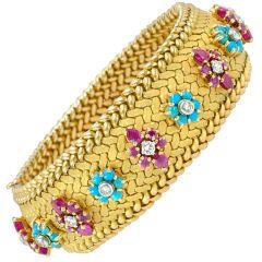 Maubussin bracelet