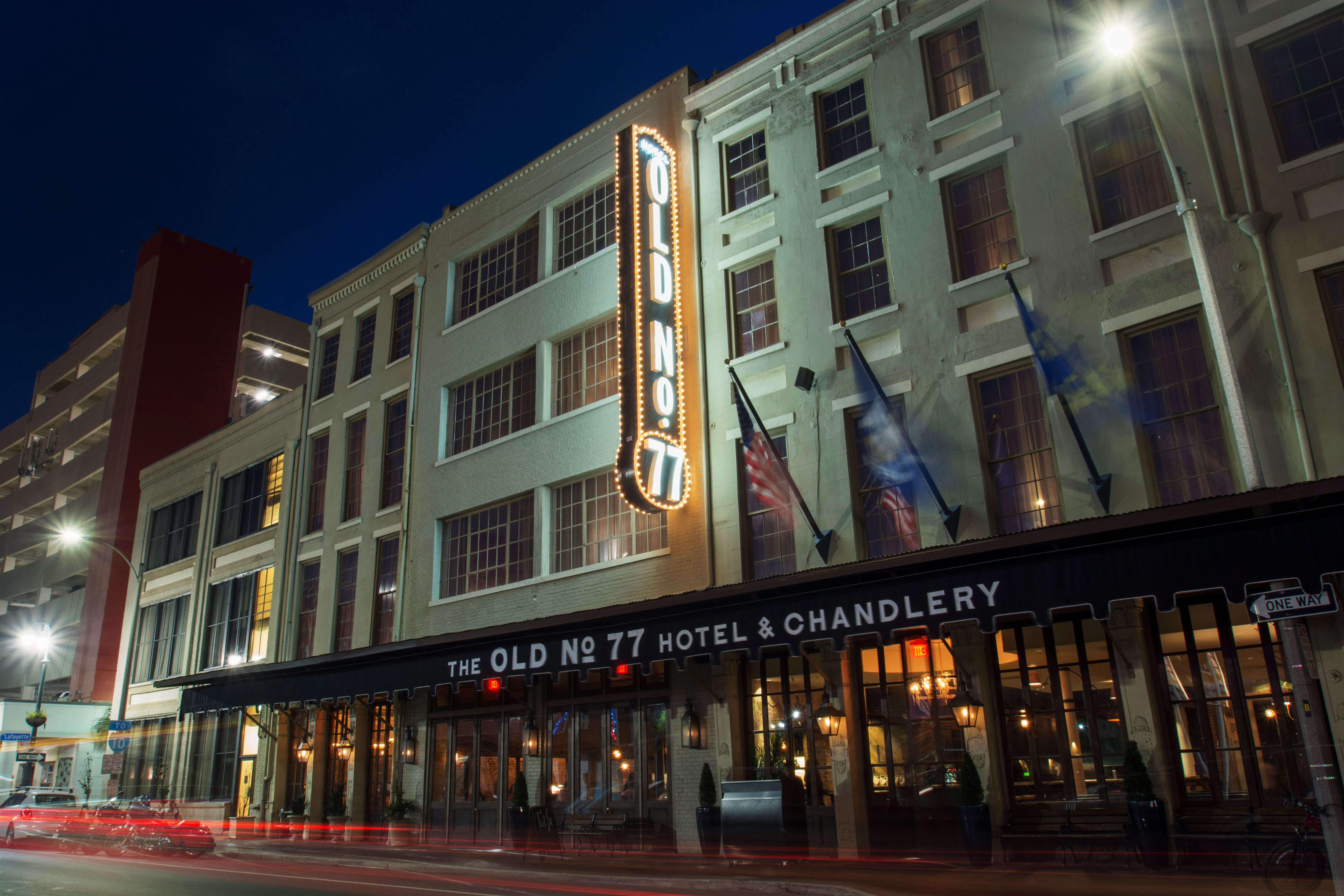 The Old No 77 Hotel Chandlery New Orleans La With Images