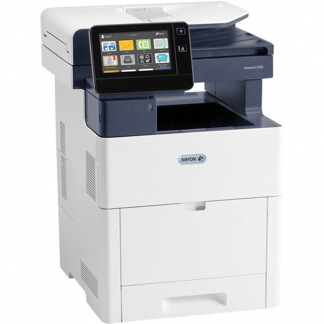 Xerox Versalink C505 Led Multifunction Printer Color Multicolor