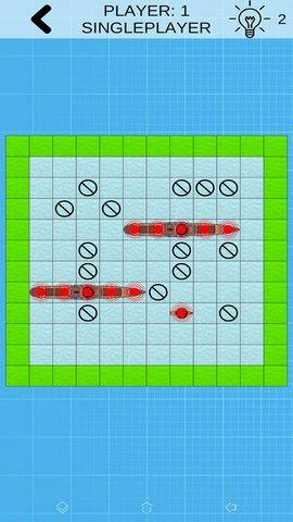 Battle boat template