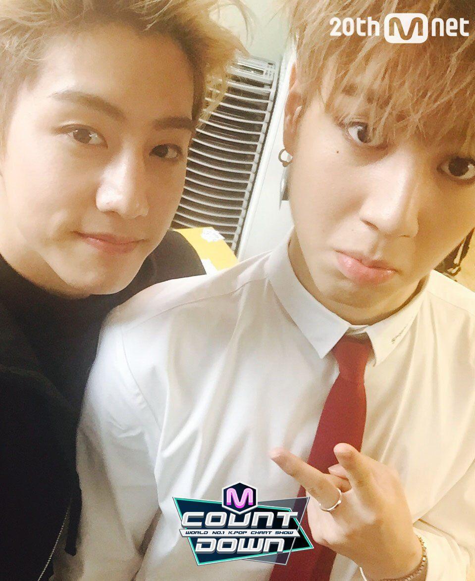 The Hyung & His Maknae #Markgyeom #Yugmark