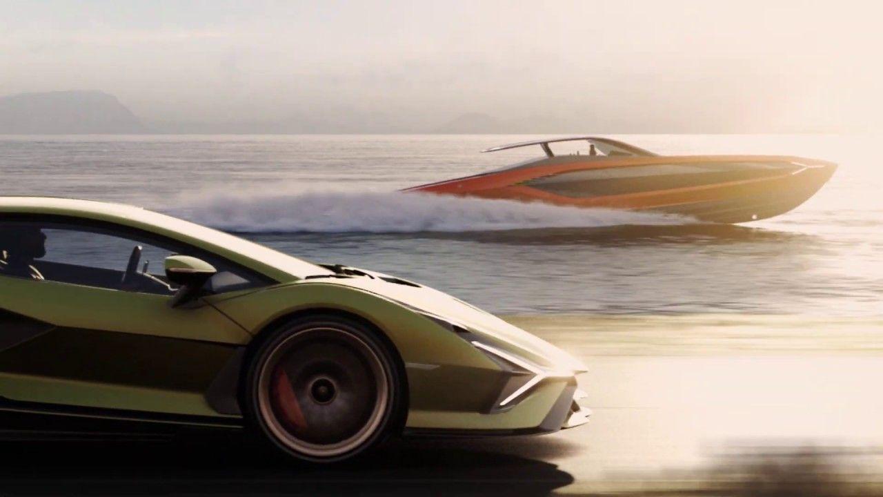 Tecnomar For Lamborghini 63 Beyond The Limits Lamborghini Speed Boats Super Sport Cars