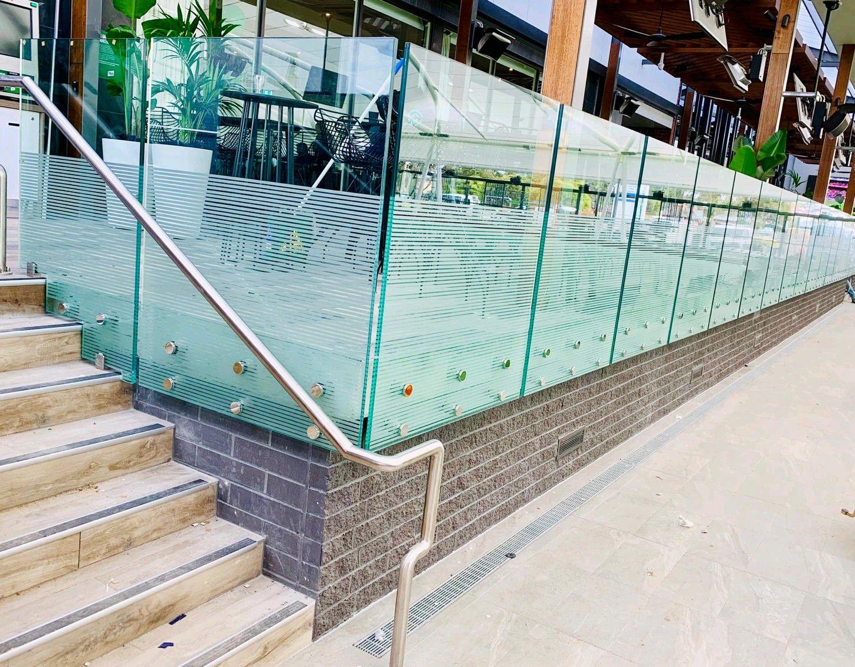 Best Frameless Glass Railing Glass Railing Railing Design 640 x 480