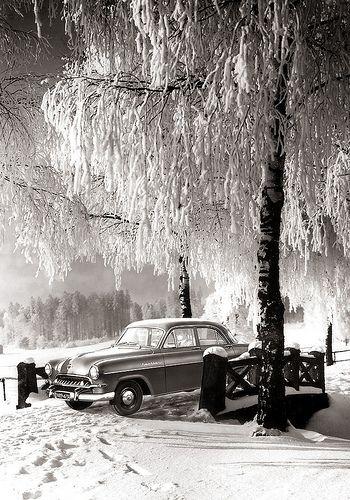 1953-1955 Opel Kapitän