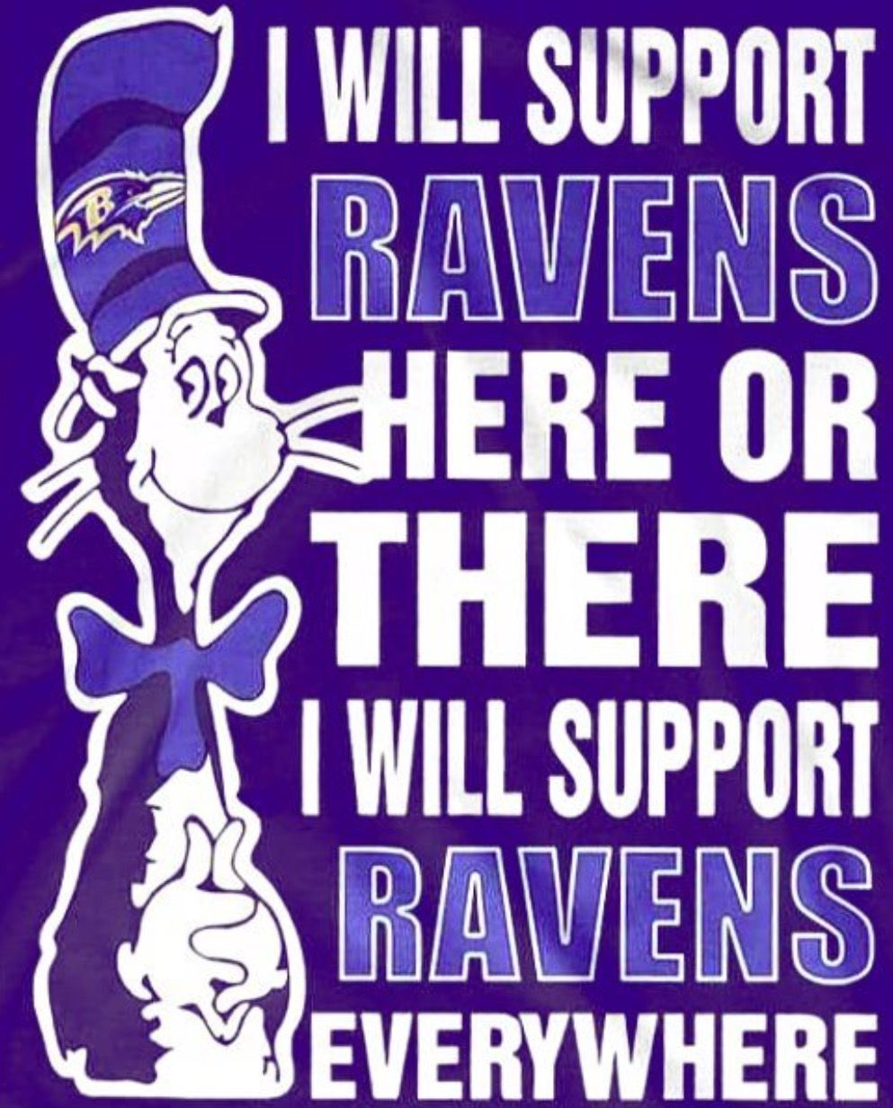 Always Support The Ravens