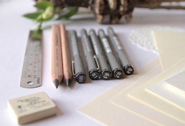 DIY HAND LETTERING « a pair & a spare