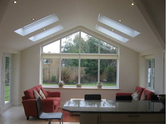 Single storey extension interiors google search house for Living room extension ideas