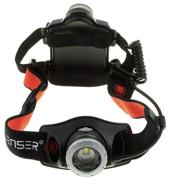 LED Lenser Headlamp H7R 2 | PA Gifts for Sound Engineers