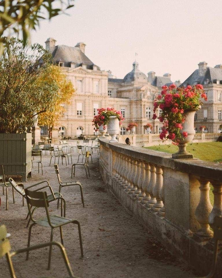 Jardin Du Luxembourg Paris France By Paris With Me Ig