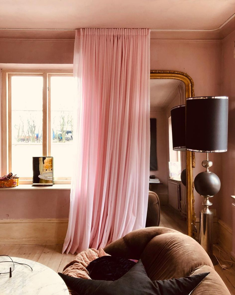 The Pink And Brown World Of Marie Olsson Nylander Brown Decor