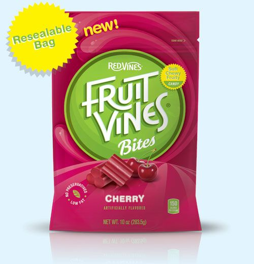 ...I might have eaten the whole bag in a go. Combines best of Red Vines and Twizzlers in delicious bite-size awesomeness