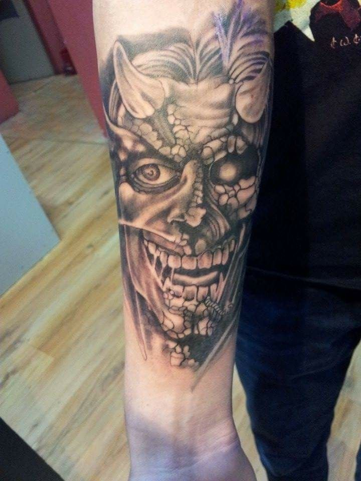 Purgatory By Red Zone Tattoos