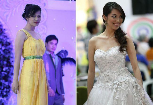 Kasalang Filipino 2013 In General Santos Fashion ShowWedding Gowns By Crislene Plus Dress Shop