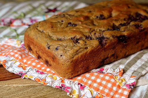 Low Sugar Loaf Cake Recipes: Peanut Butter And Jelly Loaf! Ahh