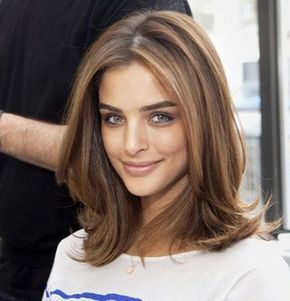 Medium Length Hairstyles 2015 Delectable Perfect Shoulder Length Hairstyles 2015  2016  Shoulder Length
