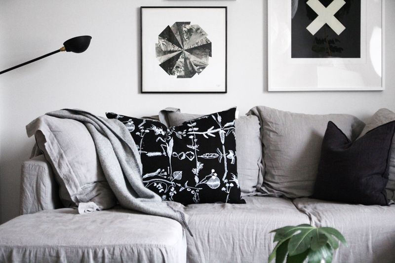 Saana Ja Olli : Raw design living room saana ja olli pillow my home