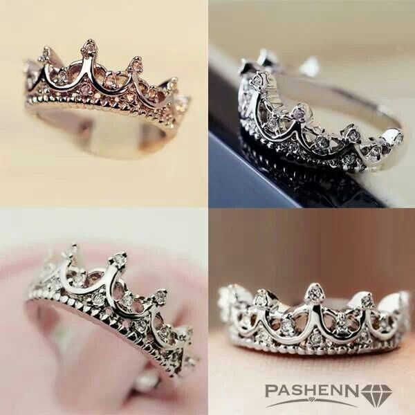 crown ring Google Search Pretty Things