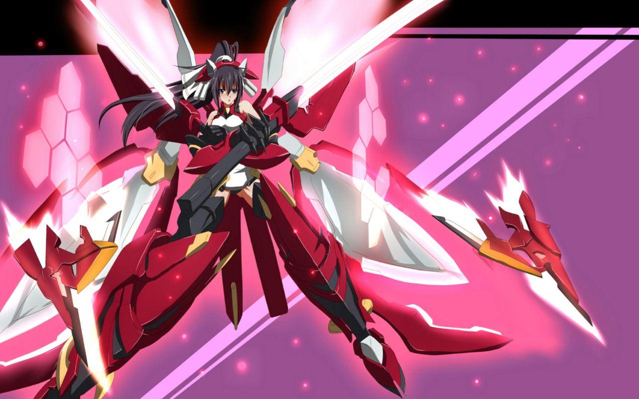 infinite stratos anime series