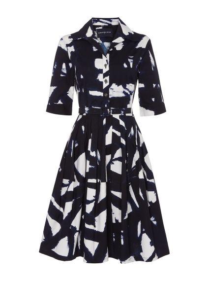 SAMANTHA SUNG Claire klein dress at Ede & Ravenscroft, Madeleine ...