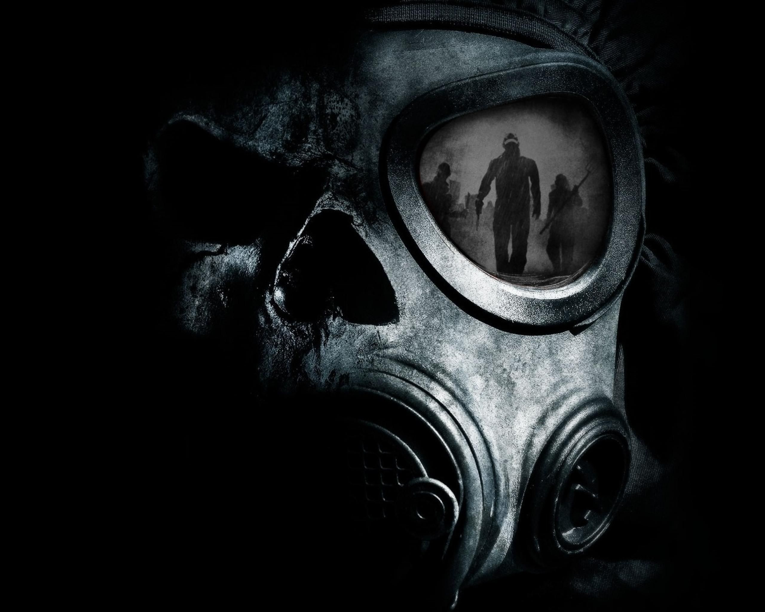 109 Gas Mask HD Wallpapers | Backgrounds - Wallpaper Abyss ...