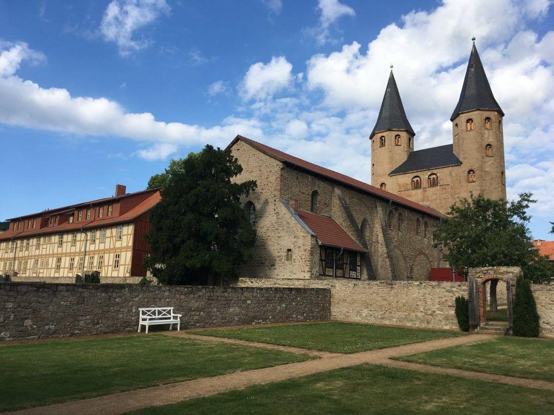 Ubernachten Im Kloster Drubeck Im Harz Wellness Fur Die Seele North Star Chronicles In 2020 Kloster Burg Falkenstein Ubernachten