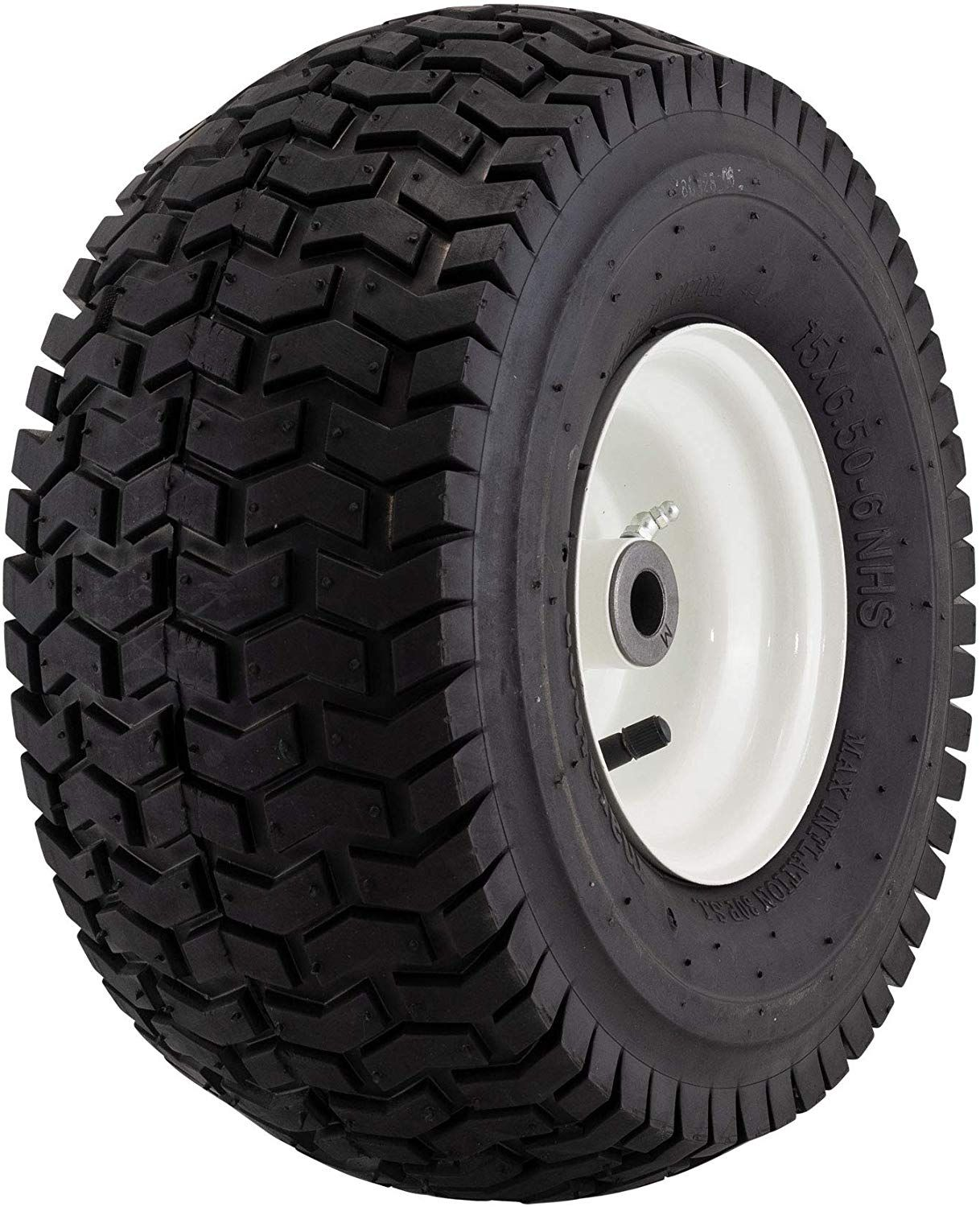 Marathon 20346 15x6 50 6 Pneumatic Air Filled Lawnmower Tire On Wheel Single More Info Could Be Found At The Image Url This Wheel Filling Lawn Mower